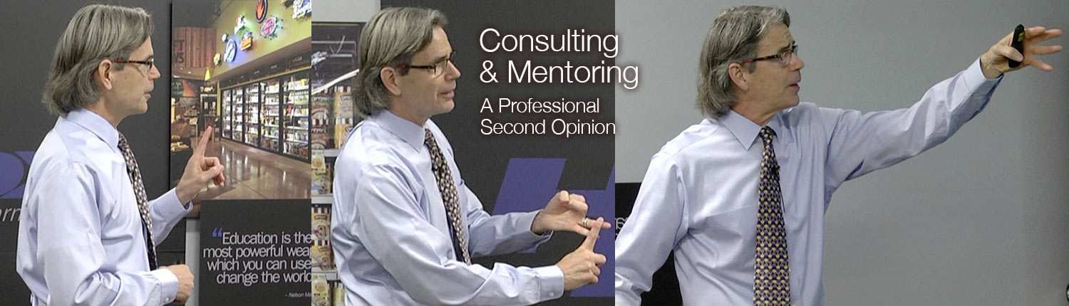CONSULTING & MENTORING -In todays business environment people can make the difference.