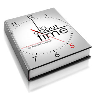 Harold's Popular Book It's About Time