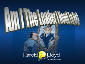 Harold Lloyd Presentations - Am I The Leader I need to Be?