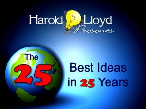 Harold Lloyd Presentations - The 25 Best in 25 Years!