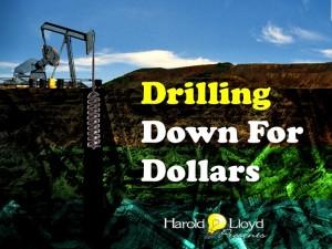 Harold Lloyd Presentations - Drilling Down for Sales Dollars