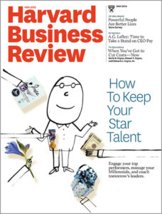 Harvard Business Review - Mentoring Talent