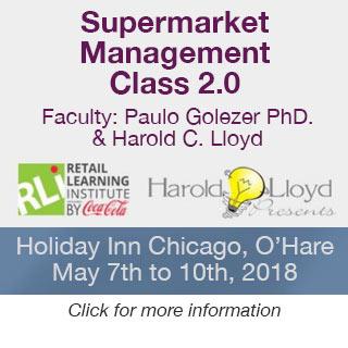 Supermarket Management Class 2.0 in Chicago