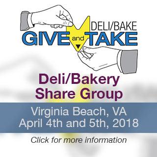 The Deli/Bakery Share Group in Virginia Beach