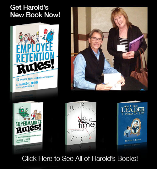 See All of Harold's Books