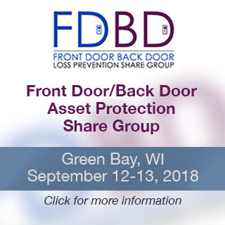 Preventing shoplifting is only a one of a dozen topics that typically fill our two-day agenda. These professionals tackle an array of issues that all relate to protecting a company's assets.